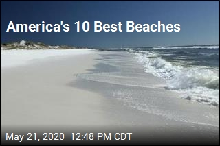 America's 10 Best Beaches