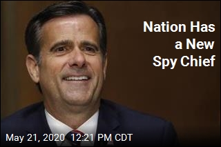 Nation Has a New Spy Chief