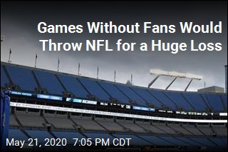 NFL Would Lose $5.5B Without Fans. And the Fun, Player Says
