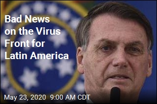 Bad News on the Virus Front for Latin America