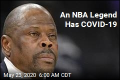 Patrick Ewing: 'I Have Tested Positive for COVID-19'