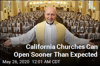 California Is Letting Churches Reopen