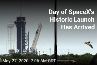 It's a Huge Day for SpaceX