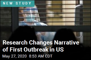 Research Changes Narrative of First Outbreak in US