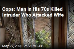 Cops: Man in His 70s Killed Intruder Who Attacked Wife