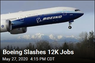Boeing Slashes 12K Jobs