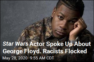 John Boyega Hears From Racists After Denouncing Racism
