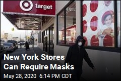 Cuomo: Stores Can Require Masks