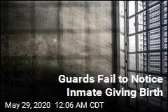 Guards Fail to Notice Inmate Giving Birth