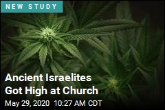 Surprise Find: Ancient Israelites Got High on Weed