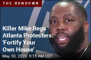 Killer Mike Begs Atlanta Protesters: 'Fortify Your Own House'