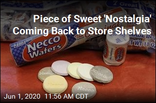 Making a 'Sweet Comeback': a Much-Loved Candy