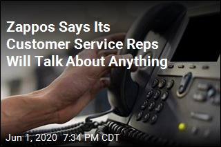 Zappos Says Its Customer Service Reps Will Talk About Anything