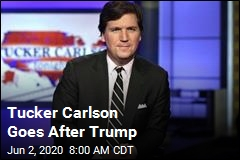 Tucker Carlson Goes After Jared Kushner