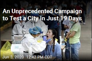 An Unprecedented Campaign to Test a City in Just 19 Days