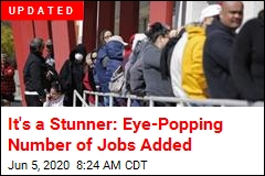 Unemployment News Is Surprisingly Good
