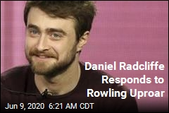 Daniel Radcliffe Calls Out Rowling