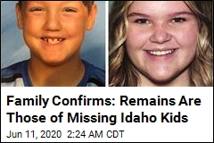 Family Confirms: Remains Are Those of Missing Idaho Kids