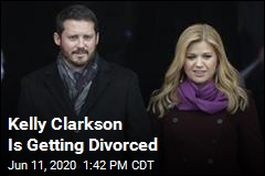 Kelly Clarkson Is Getting Divorced