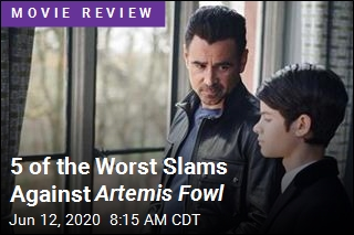 5 of the Worst Slams Against Artemis Fowl