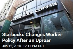 Starbucks Changes Policy on Attire After an Uproar