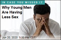 Young Men Are Having Much Less Sex
