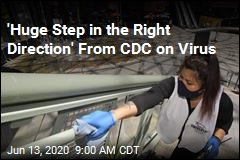 'Huge Step in the Right Direction' From CDC on Virus