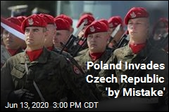 Poland Invades Czech Republic 'by Mistake'