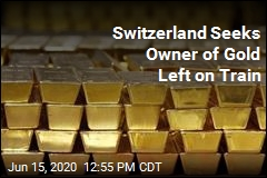 Somebody Left $200K in Gold on a Swiss Train
