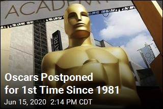 Oscars Postponed for 1st Time Since 1981