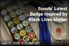 Scouts' Latest Badge Inspired by Black Lives Matter