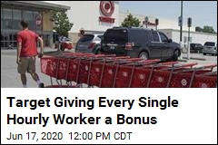 Target Bumping Workers' Pay Months Ahead of Schedule