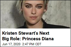 Kristen Stewart to Tackle 3 Days of Princess Diana's Life