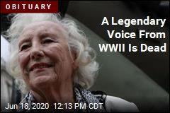 A Legendary Voice From WWII Is Dead