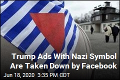 Trump Ads With Nazi Symbol Are Taken Down by Facebook