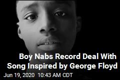 Boy Nabs Record Deal With Song Inspired by George Floyd