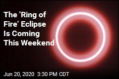 How to See the 'Ring of Fire' Eclipse