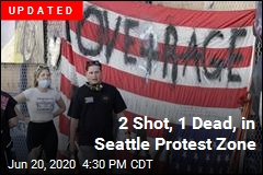 2 Shot, 1 Dead, in Seattle Protest Zone