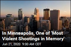 In Minneapolis, One of 'Most Violent Shootings in Memory'