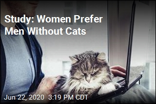 Study: Women Prefer Men Without Cats