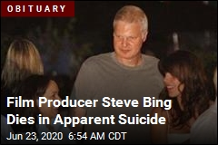 Film Producer Steve Bing Dies in Apparent Suicide