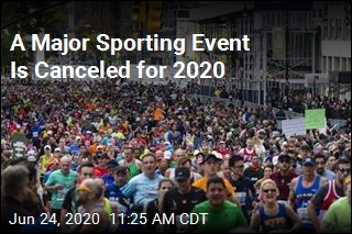 An 'Iconic' Event Is Cancelled for 2020