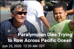 Paralympian Dies Trying to Row Across Pacific Ocean