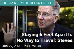 Travel Is Still the Answer, Rick Steves Figures