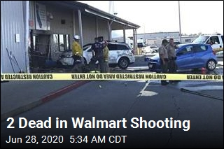 2 Dead in Walmart Shooting