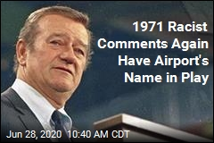 1971 Racist Comments Again Have Airport's Name in Play