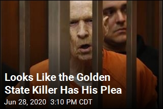 Looks Like the Golden State Killer Has His Plea