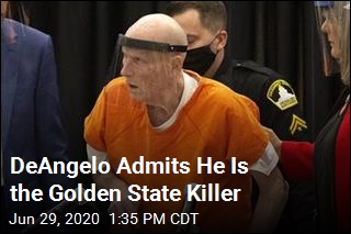Golden State Killer Pleads Guilty