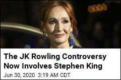 Now Stephen King Is Involved in Rowling's Trans Controversy