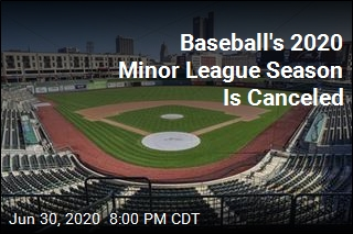 Baseball's Minor Leagues Cancel 2020 Seasons